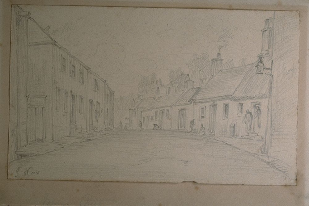 Burns Street, Dumfries, 1803